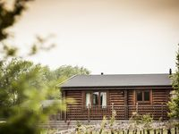 Five Star Luxury Log Cabin Located In The Heart Of Rural Leicestershire
