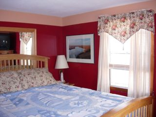 Plum Island cottage photo - Master bedroom