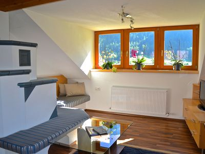 Spacious apartment for 2 to 9 persons with garden   - Appartement Hildegard - Ferienhaus Tirol