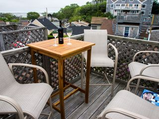 Provincetown condo photo - Roof top deck