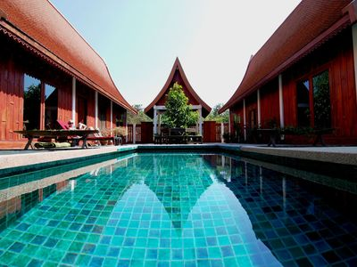A Stunning And Tranquil Private Pool Villa In Thailand. Full Board.