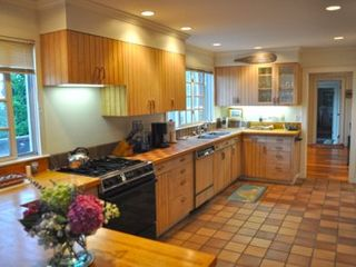 Katama house photo - Large Kitchen Is Well-Equipped for Vacation Cooking