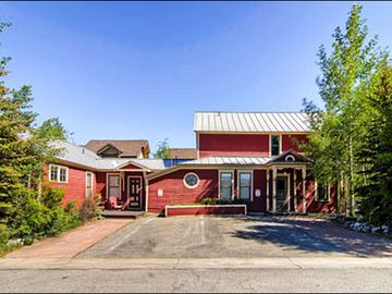 Breckenridge house rental - Located One Block from Main Street