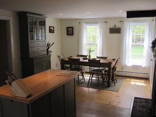 Woodstock house photo - Breakfast nook