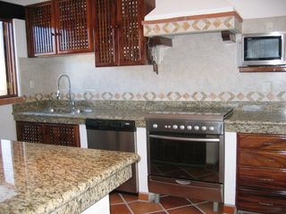 Puerto Vallarta condo photo - Fully Equipped Modern Kitchen