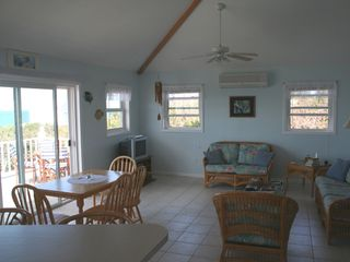 Great Guana Cay cottage photo - Living room