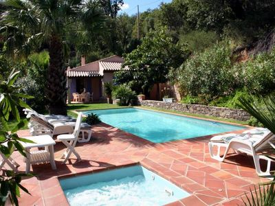 3 Bedroom, Holiday Villa In La Garde Freinet, Var, Provence, France