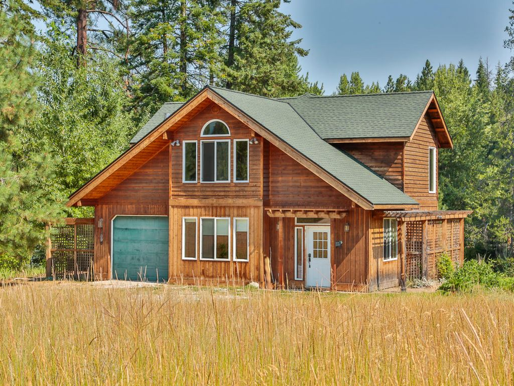 Sweet Private Leavenworth River Front Cabin Vrbo