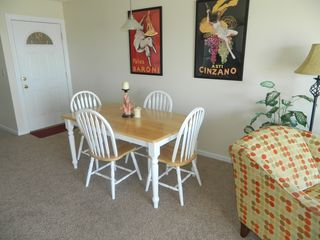 Carolina Beach condo photo - Dining area.