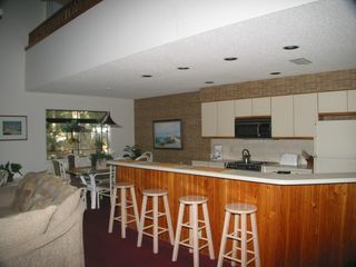 Sunset Beach townhome photo - Full Kitchen