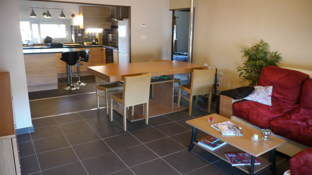 Holiday apartment, 60 square meters , Aurillac