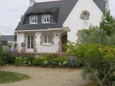 Charming vast family house at 300m from the beach