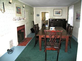 Mattapoisett house photo - Big House Dining Room