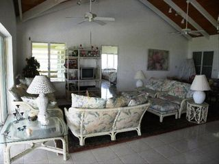 St. Croix house photo - Living room Breezy Beach