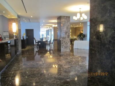 Fort Lauderdale hotel rental - Beautiful Lobby