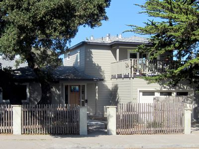'Kelp House' is our vacation rental home in Pacific Grove.
