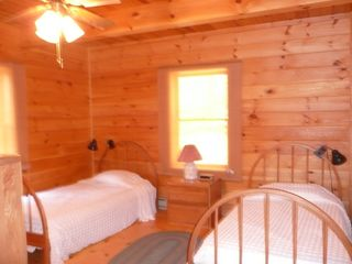 Wolfeboro cabin photo - Bedroom 2 on main level