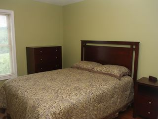 Luray cabin photo - bedroom