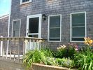 Entrance - Provincetown condo vacation rental photo