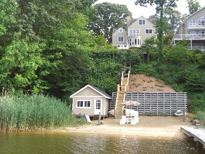 Private Beach, Boat Shed and Dock