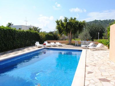 6 Bedroom, Holiday Villa in Ibiza Town, Ibiza
