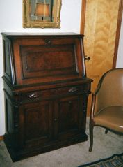 Windham house photo - Family Heirloom, Antique Writing Desk