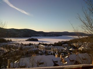Mont Tremblant condo photo - View from balcony