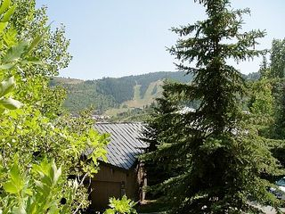 Deer Valley townhome photo - Beautiful Views of Lower Deer Valley Ski Runs