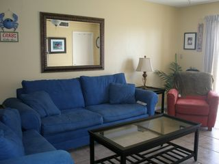 Okaloosa Island condo photo - Main living area