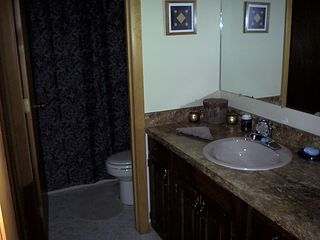 Campton house photo - One of 3.5 bathrooms (no lines!)