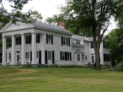 Maple Grove Main House
