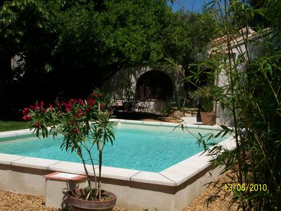 Rent Vacation Home Near AVIGNON With Private Pool.