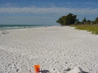 Anna Maria house photo - the beach