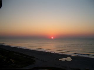 Meridian Plaza condo photo - Coffee on the ocean front balcony watching the sun rise. Can't Beat it!