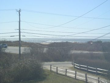 View of Surfbreak from House