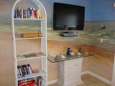 TV, books, videos, dvds and games