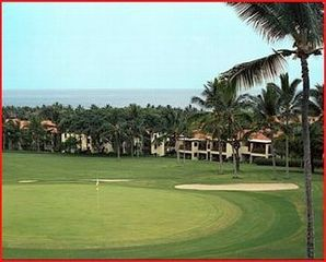 Golf Course and Ocean views - Kailua Kona condo vacation rental photo