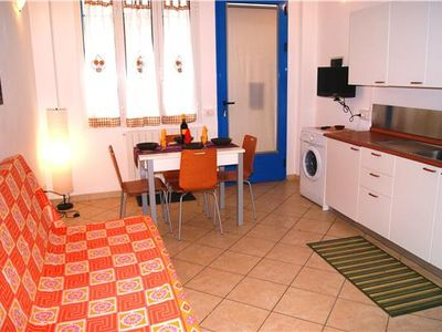 Apartment for 5 persons close to the beach in Riviera