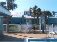 Sea Cabins - Townhome...Poolside with Access to Private Beach Across Road