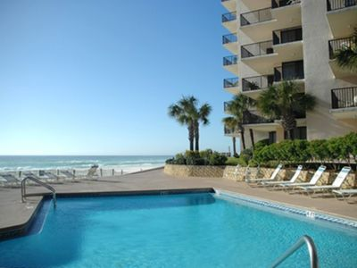 Pelican Walk condo rental - Pool Ocean View