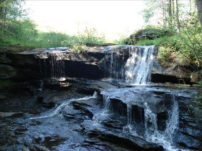 Waterfall in Riverbend