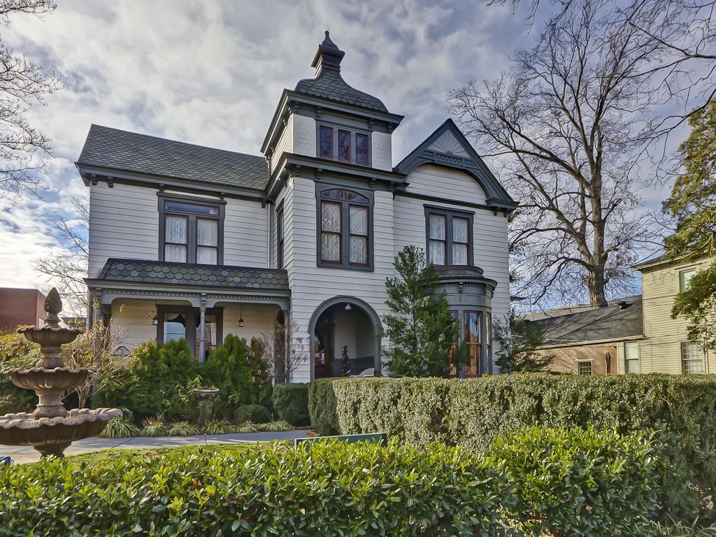 Beautiful victorian home call for custom vrbo for Custom victorian homes
