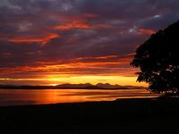 KINTYRE gorgeous 4000 acre Scottish estate with its own mile-long beach