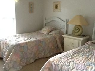 Vacation Homes in Marco Island house photo - Third Bedroom has 2 twin beds
