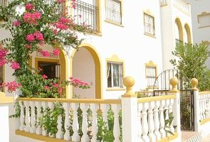 La Mata apartment rental - Villa Roma - Terrace & Garden