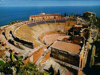 Taormina apartment photo - The Greek Theatre