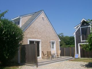 Edgartown house photo - Outdoor Deck, Private Driveway