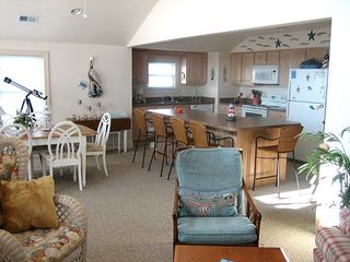 Kitty Hawk house photo - Cook a fabulous meal in your gourmet kitchen.