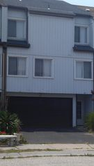 Front of townhome - Brigantine townhome vacation rental photo
