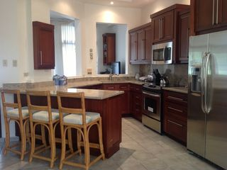 Humacao villa photo - Newly renovated kitchen with all the amenities for preparing gourmet meals.
